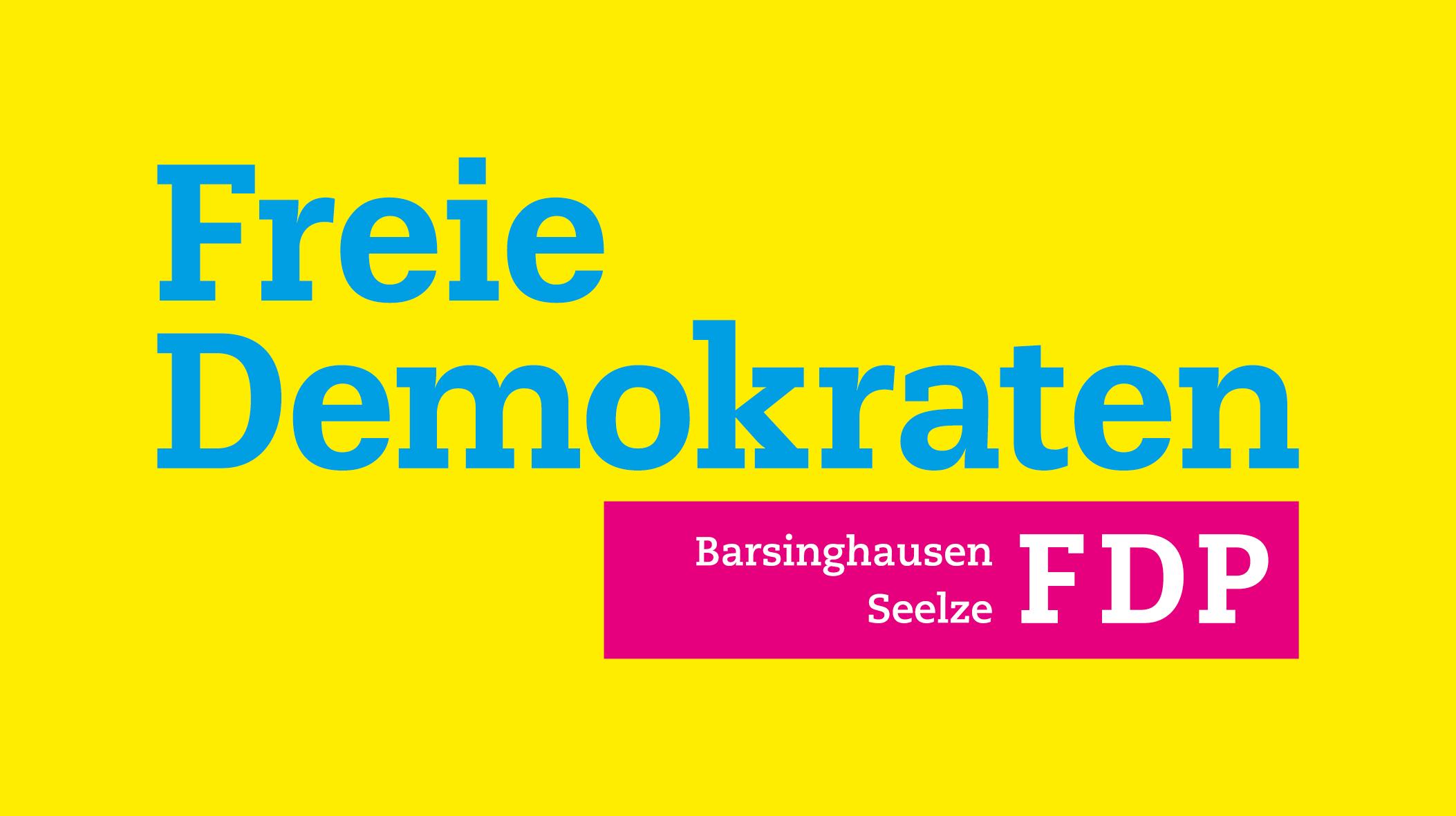 FDP Barsinghausen-Seelze